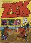 Cover for Zack (Koralle, 1972 series) #39/1972