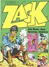 Cover for Zack (Koralle, 1972 series) #46/1972