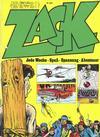 Cover for Zack (Koralle, 1972 series) #49/1972