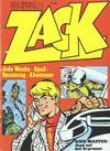 Cover for Zack (Koralle, 1972 series) #50/1972