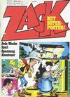 Cover for Zack (Koralle, 1972 series) #52/1972