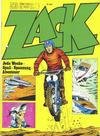 Cover for Zack (Koralle, 1972 series) #53/1972