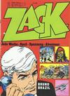 Cover for Zack (Koralle, 1972 series) #2/1973
