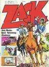 Cover for Zack (Koralle, 1972 series) #3/1973