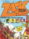 Cover for Zack (Koralle, 1972 series) #5/1973