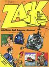 Cover for Zack (Koralle, 1972 series) #7/1973
