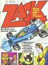 Cover for Zack (Koralle, 1972 series) #10/1973