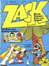 Cover for Zack (Koralle, 1972 series) #11/1973
