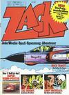 Cover for Zack (Koralle, 1972 series) #15/1973