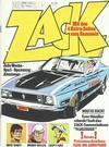 Cover for Zack (Koralle, 1972 series) #20/1973