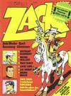 Cover for Zack (Koralle, 1972 series) #22/1973
