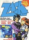 Cover for Zack (Koralle, 1972 series) #25/1973