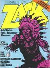 Cover for Zack (Koralle, 1972 series) #29/1973