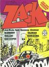 Cover for Zack (Koralle, 1972 series) #30/1973