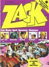 Cover for Zack (Koralle, 1972 series) #36/1973