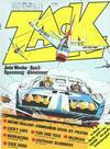 Cover for Zack (Koralle, 1972 series) #38/1973
