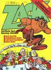 Cover for Zack (Koralle, 1972 series) #43/1973
