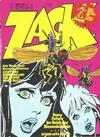 Cover for Zack (Koralle, 1972 series) #2/1974