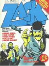 Cover for Zack (Koralle, 1972 series) #3/1974