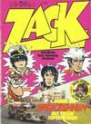 Cover for Zack (Koralle, 1972 series) #9/1974