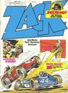 Cover for Zack (Koralle, 1972 series) #11/1974