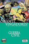 Cover for Avante, Vingadores! (Panini Brasil, 2007 series) #11