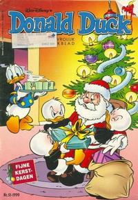 Cover Thumbnail for Donald Duck (VNU Tijdschriften, 1998 series) #51/1999