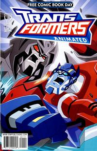 Cover Thumbnail for Free Comic Book Day 2009 [Transformers Animated / G.I. Joe] (IDW, 2009 series)