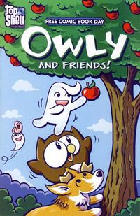Cover Thumbnail for Owly & Friends (Top Shelf, 2009 series)