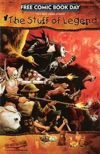 Cover Thumbnail for The Stuff of Legend (Th3rd World Studios, 2009 series)