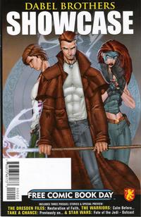Cover Thumbnail for Dabel Brothers Spotlight, Free Comic Book Day (Dabel Brothers Productions, 2009 series)