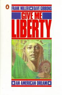 Cover Thumbnail for Give Me Liberty (Penguin, 1991 series)