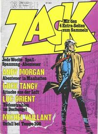 Cover Thumbnail for Zack (Koralle, 1972 series) #13/1973