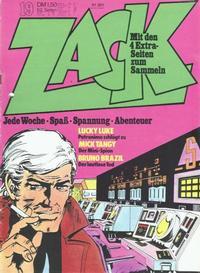 Cover Thumbnail for Zack (Koralle, 1972 series) #19/1973