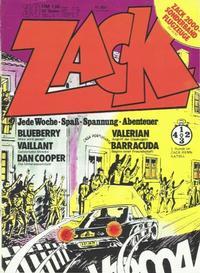 Cover Thumbnail for Zack (Koralle, 1972 series) #30/1973