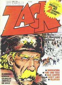 Cover Thumbnail for Zack (Koralle, 1972 series) #37/1973