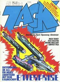 Cover Thumbnail for Zack (Koralle, 1972 series) #46/1973