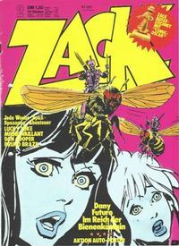 Cover Thumbnail for Zack (Koralle, 1972 series) #2/1974