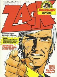 Cover Thumbnail for Zack (Koralle, 1972 series) #14/1974