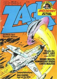 Cover Thumbnail for Zack (Koralle, 1972 series) #15/1974