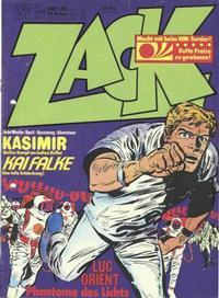Cover Thumbnail for Zack (Koralle, 1972 series) #27/1974