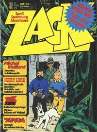 Cover Thumbnail for Zack (Koralle, 1972 series) #3/1975