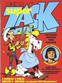 Cover Thumbnail for Zack (Koralle, 1972 series) #15/1975
