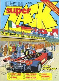 Cover Thumbnail for Zack (Koralle, 1972 series) #16/1975