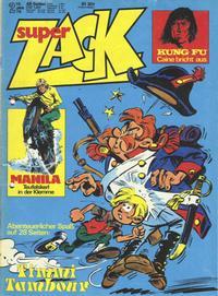 Cover Thumbnail for Zack (Koralle, 1972 series) #2/1976