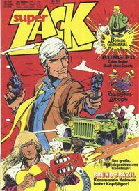 Cover Thumbnail for Zack (Koralle, 1972 series) #3/1976
