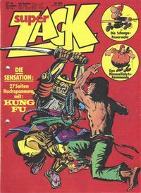 Cover Thumbnail for Zack (Koralle, 1972 series) #5/1976