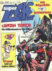 Cover Thumbnail for Zack (Koralle, 1972 series) #8/1976