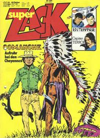 Cover Thumbnail for Zack (Koralle, 1972 series) #11/1976