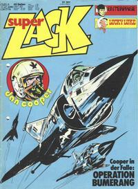 Cover Thumbnail for Zack (Koralle, 1972 series) #12/1976